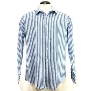 Attention Modern Fit Dress Shirt Sz XL